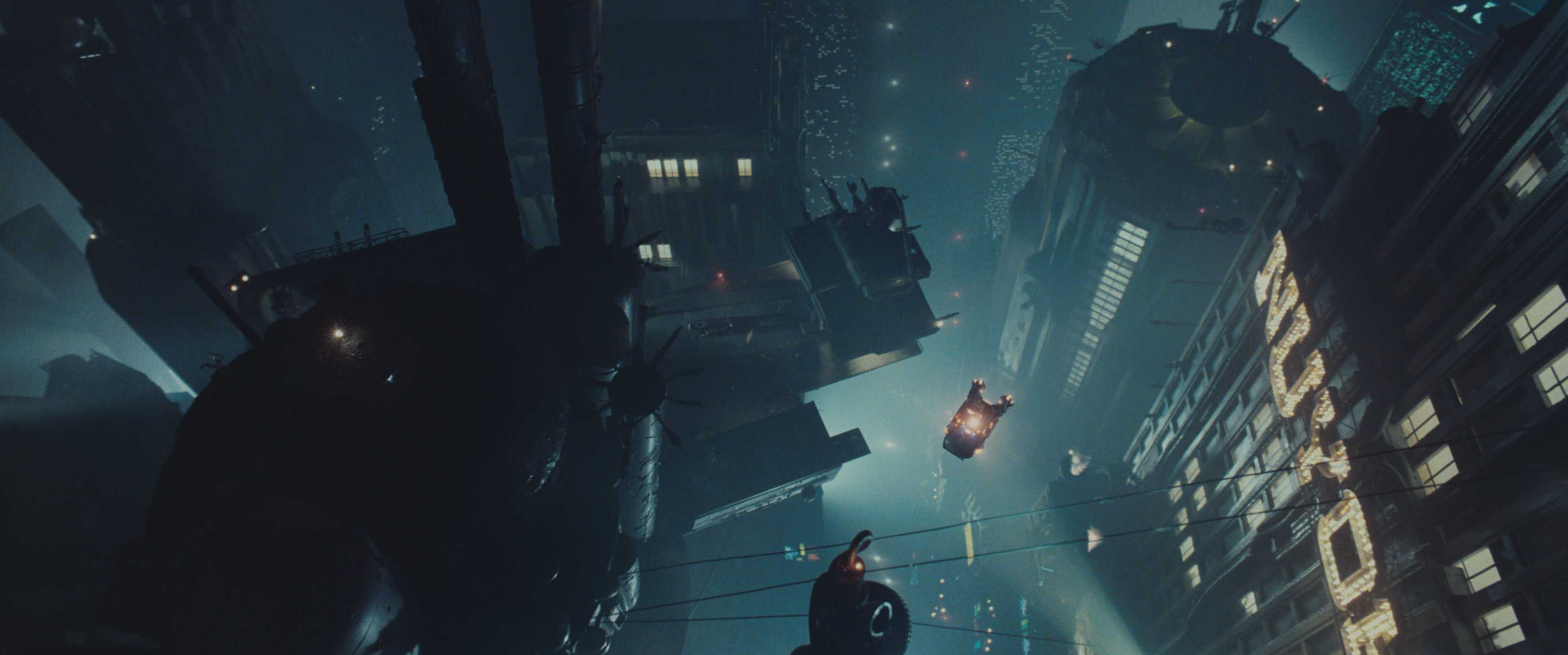 man playing god in blade runner A blade runner must pursue and try to terminate four replicants who stole a ship in space and have returned to earth to find their creator.